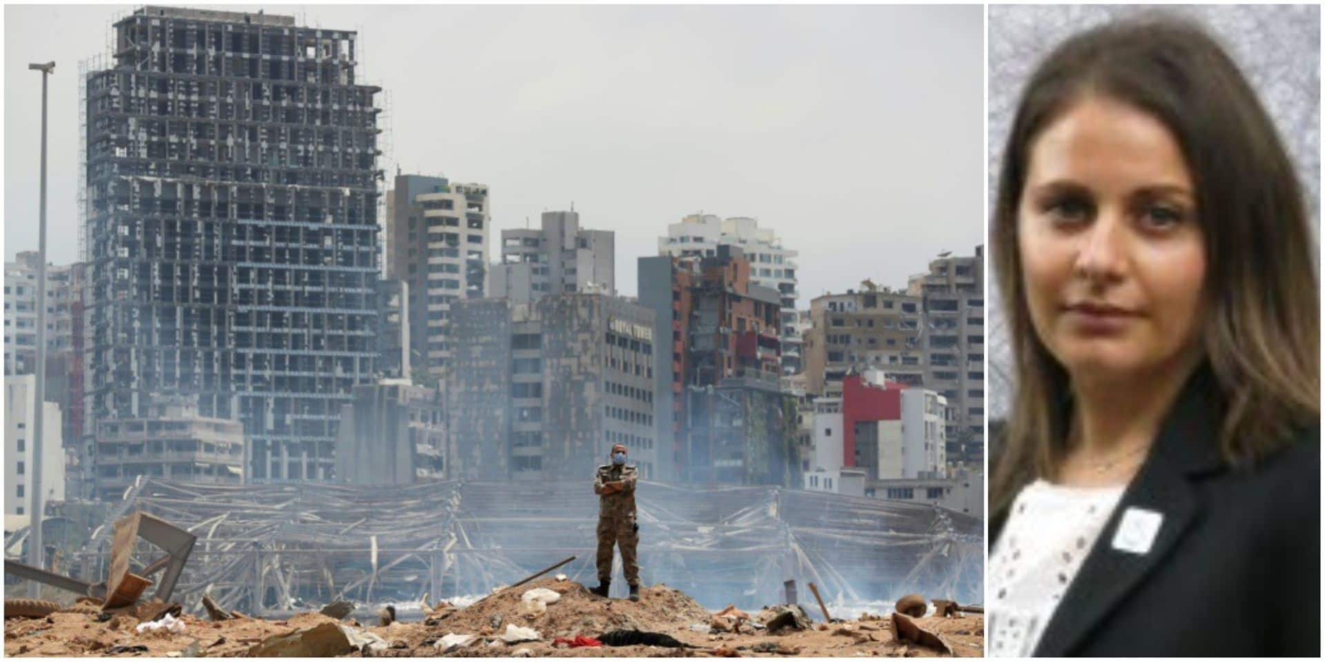 "Rana Abdel Al: ""Au Liban, les gens refusent leurs soins quand il leur manque l'essentiel"""