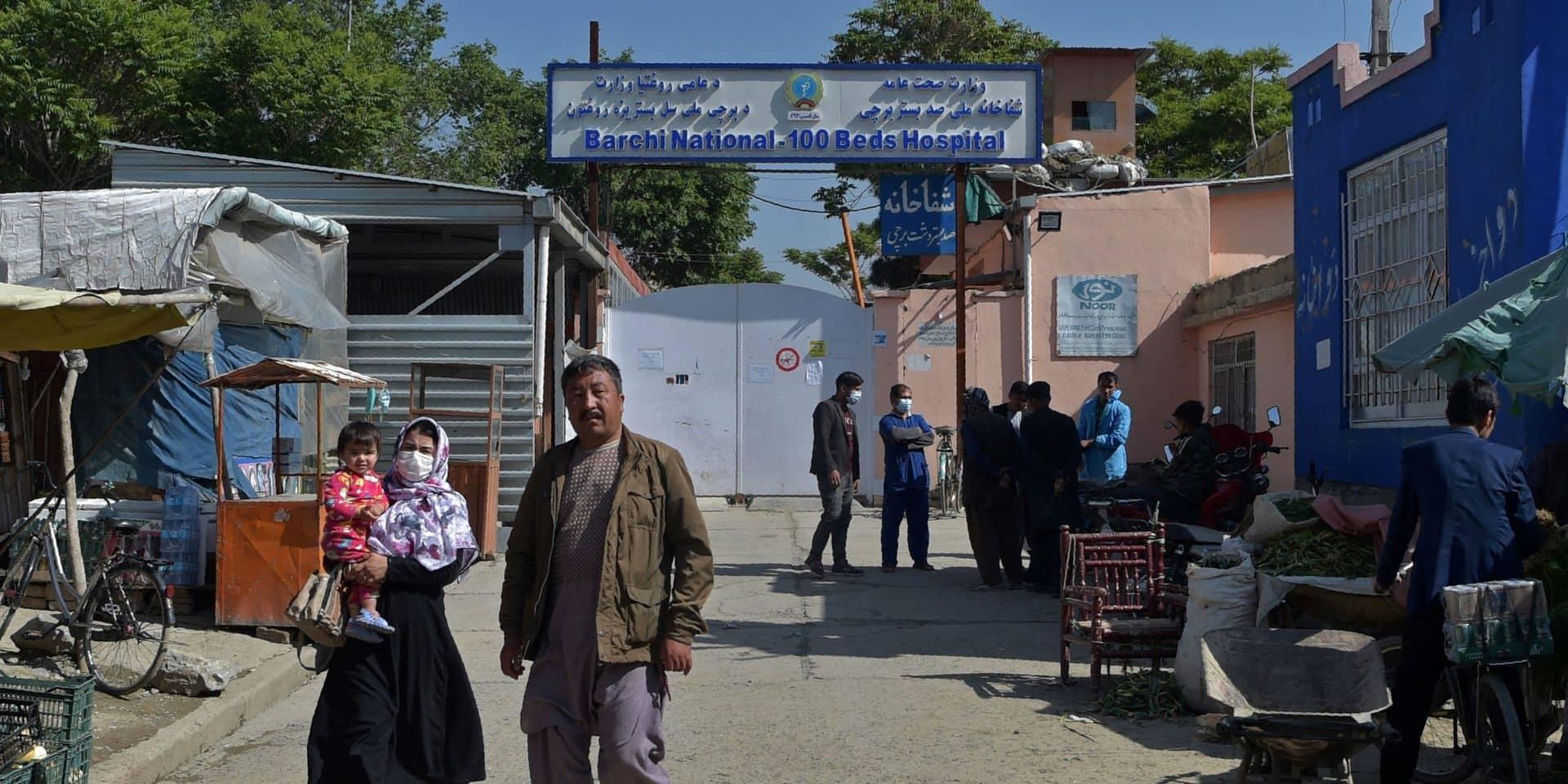 Le conflit afghan a déjà déplacé plus de 101.000 personnes depuis le début de l'année