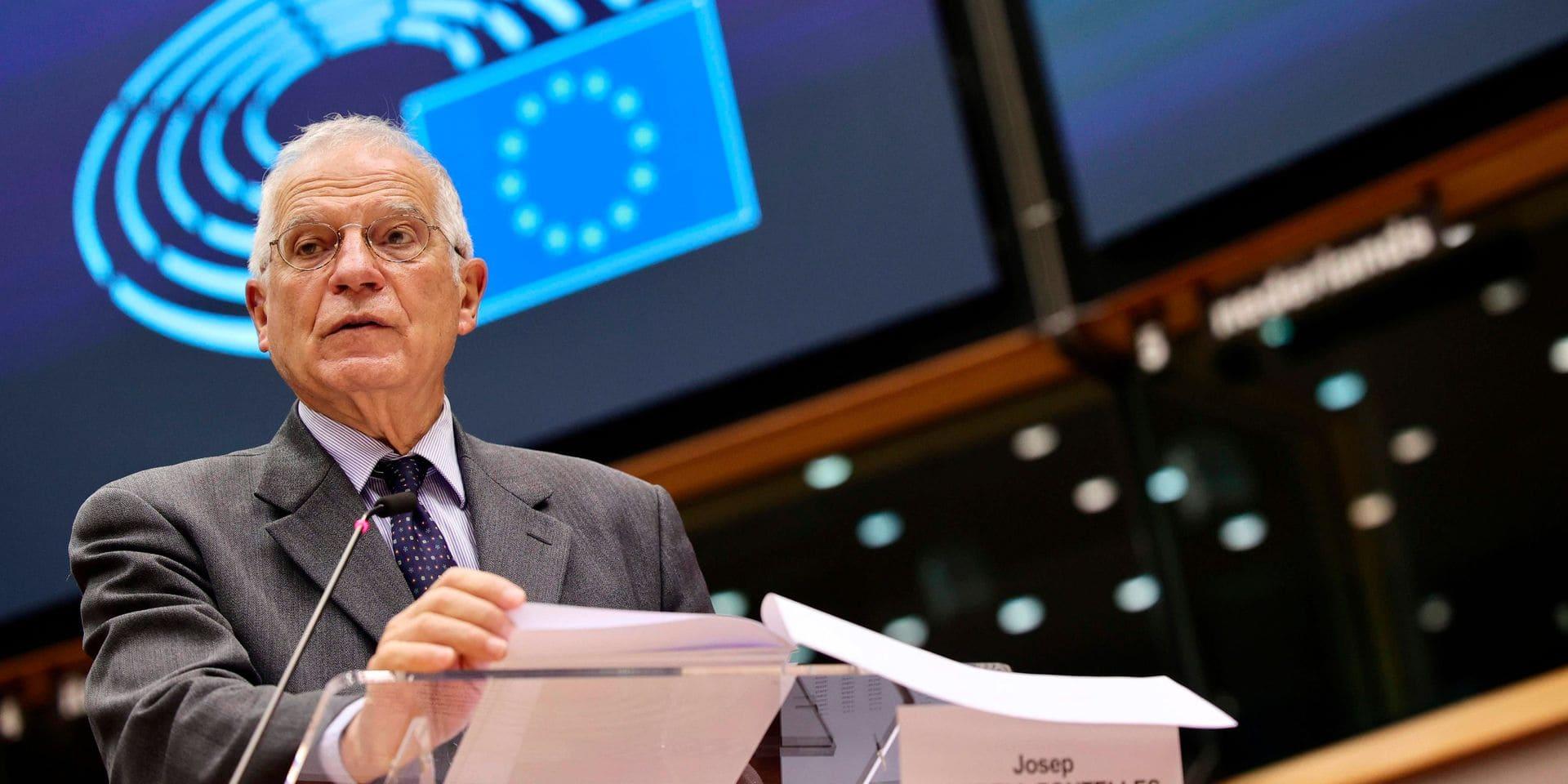 """L'UE s'offre un nouveau régime de sanctions pour """"sanctionner les auteurs de violations des droits de l'homme partout dans le monde"""""""