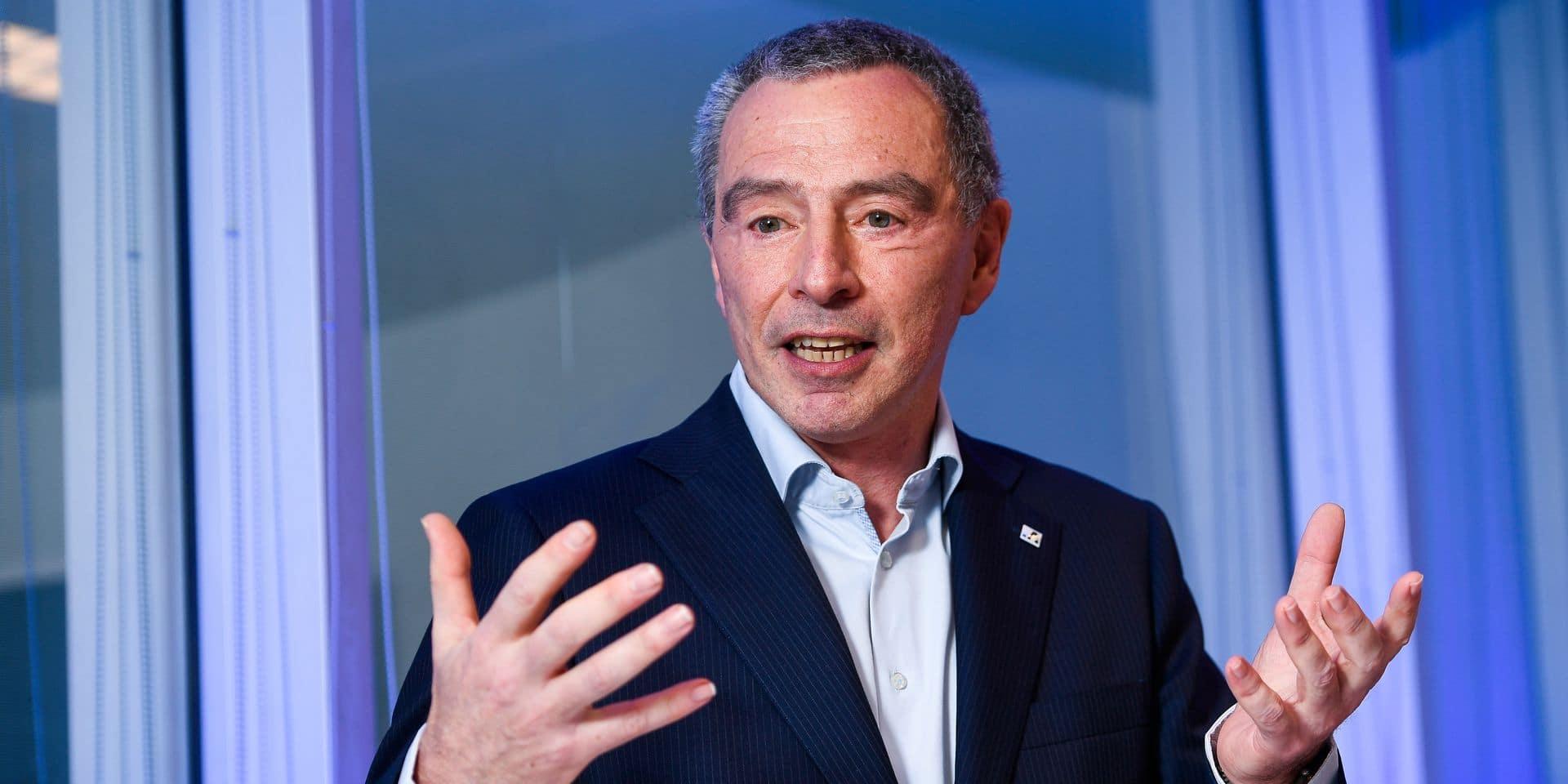 """Marc Lambotte (Agoria) sur la compétitivité: """"La tâche du Premier ministre va être extrêmement difficile"""""""