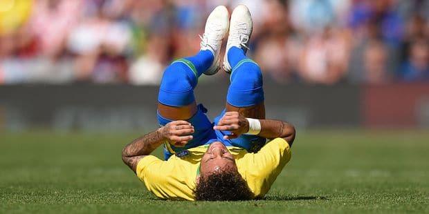 Mondial 2018: Neymar rejoue après trois mois d'absence - La Libre